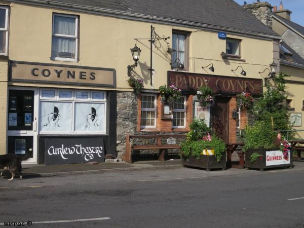 Pub irlandais le Paddy Coynes