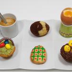 Café Gourmand de Pâques