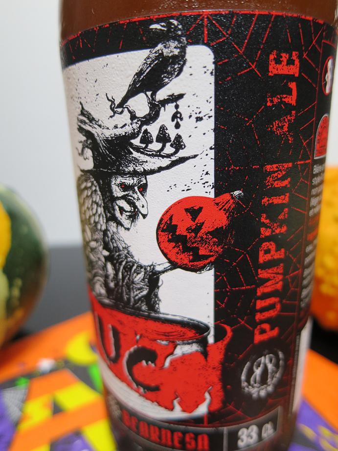 Bière Halloween